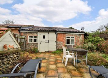 Thumbnail 1 bed cottage to rent in Bolding Way, Weybourne, Holt