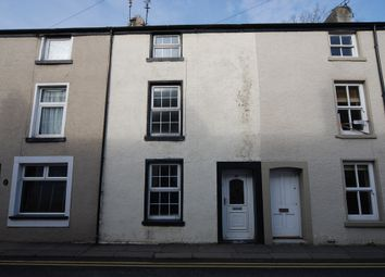 Thumbnail 3 bed terraced house to rent in Hart Street, Ulverston, Cumbria