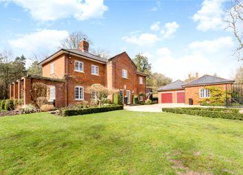 Thumbnail 5 bed detached house for sale in Kitcombe Lane, Farringdon, Alton, Hampshire