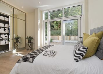 Thumbnail 2 bed flat for sale in Brackenbury Road, London