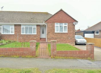 Thumbnail 2 bed semi-detached bungalow for sale in Windmill Drive, Bexhill-On-Sea, East Sussex