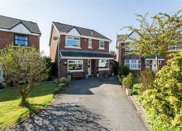 Thumbnail 3 bed detached house for sale in Mountside Gardens, Leek