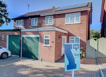 Thumbnail 3 bed semi-detached house for sale in Kendal Way, Eastwood, Leigh-On-Sea