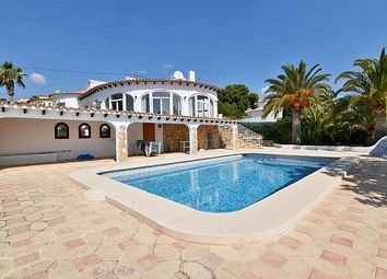 Thumbnail 3 bed villa for sale in Calpe, Valencia, Spain