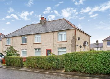 Thumbnail 2 bedroom flat for sale in Christie Gardens, Saltcoats