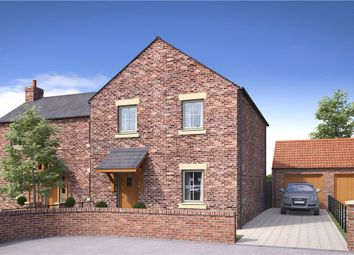 Thumbnail 3 bed semi-detached house for sale in House 5 - The Scriven, Slingsby Vale, Ferrensby, Near Knaresborough, North Yorkshire