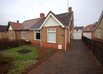 Thumbnail 2 bed semi-detached bungalow for sale in East Forest Hall Road, Forest Hall, Newcastle Upon Tyne