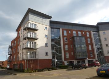 Thumbnail 2 bed flat for sale in Avenel Way, Poole Quarter, Poole