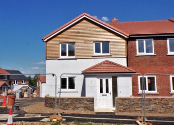Thumbnail 3 bed end terrace house for sale in Coly Road, Colyton