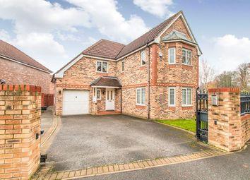 Thumbnail 5 bedroom detached house for sale in Juniper Avenue, Woodlesford, Leeds