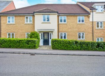 Thumbnail 2 bedroom flat for sale in North Lodge Drive, Papworth Everard, Cambridge