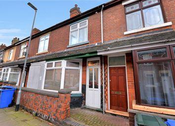 Thumbnail 2 bedroom terraced house for sale in Argyll Road, Longton, Stoke-On-Trent