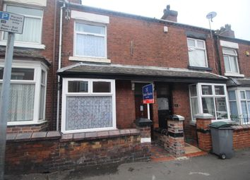 Thumbnail 2 bedroom terraced house to rent in Harcourt Street, Hanley, Stoke-On-Trent