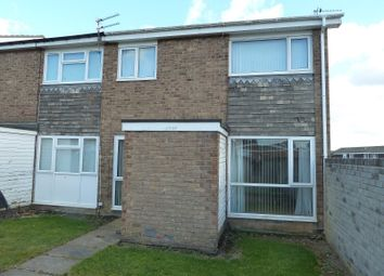 Thumbnail 2 bed end terrace house to rent in Chesterhill, Cramlington