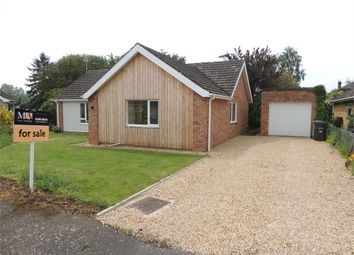 Thumbnail 4 bed detached bungalow for sale in Denver Hill, Downham Market