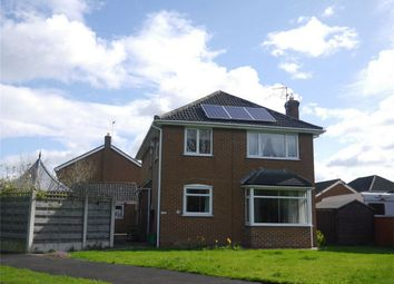 Thumbnail 4 bed detached house for sale in Park Close, Skelton, York