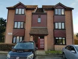 Thumbnail 1 bed flat to rent in Pentland Place, Northholt