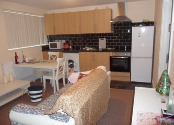Thumbnail 2 bed flat to rent in Walsgrave Road, Stoke