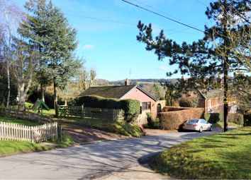 Thumbnail 3 bedroom detached bungalow for sale in Railway Hill, Barham, Canterbury