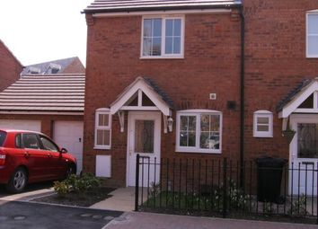 Thumbnail 2 bed semi-detached house to rent in Kedleston Road, Grantham