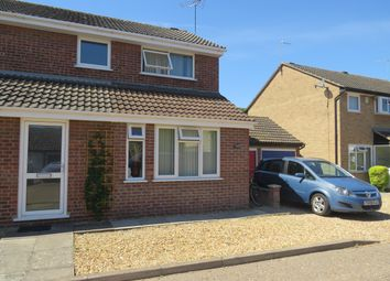 Thumbnail 3 bed property to rent in Medeswell, Orton Malborne, Peterborough