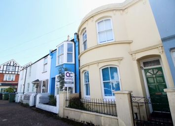 Thumbnail 2 bedroom terraced house for sale in Wood Street, Bognor Regis