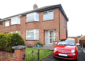 Thumbnail 3 bed semi-detached house for sale in Glenview Avenue, Castlereagh, Belfast