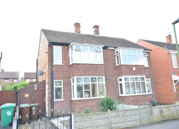 Thumbnail 2 bedroom semi-detached house for sale in Brora Road, Bulwell, Nottingham