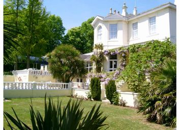 Thumbnail Hotel/guest house for sale in Outstanding Victorian Hotel, Torquay