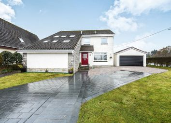 Thumbnail 5 bed detached house for sale in Manse Crescent, Houston, Johnstone