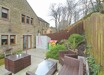 Thumbnail 5 bedroom detached house for sale in Deer Hill Drive, Marsden, Huddersfield