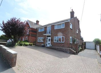 Thumbnail 6 bed detached house for sale in Church Road, Polegate, East Sussex