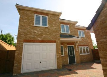 Thumbnail 4 bed detached house for sale in The Chase, Cromwell Road, Warley, Brentwood