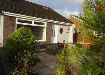 Thumbnail 2 bed semi-detached bungalow for sale in Milnes Avenue, Leigh, Lancashire