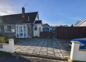 Thumbnail 1 bed semi-detached bungalow for sale in Elm Road, Congleton