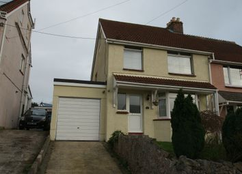 Thumbnail 4 bed semi-detached house for sale in Maidenway Road, Paignton, Devon
