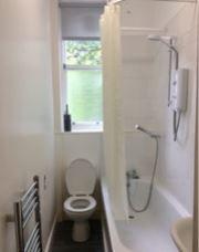 Thumbnail 2 bed flat to rent in Waverley Park, Abbeyhill, Edinburgh