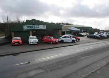 Thumbnail Parking/garage for sale in Beaufort Road, Sirhowy, Tredegar