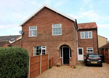 Thumbnail 4 bedroom detached house for sale in Olney Road, Dereham