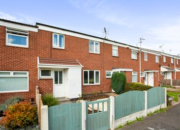 Thumbnail 3 bed terraced house for sale in Somersal Close, Shelton Lock, Derby