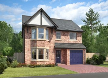 """Thumbnail 4 bed detached house for sale in """"Boston"""" at Houghton Road, Houghton, Carlisle"""