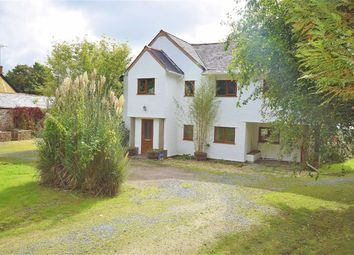 Thumbnail 4 bedroom detached house for sale in Pyworthy, Pyworthy, Devon