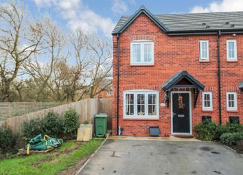 Thumbnail 3 bed semi-detached house for sale in Baum Drive, Mountsorrel, Loughborough
