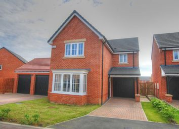 3 bed detached house for sale in Orchid Place, Portland Wynd, Blyth NE24