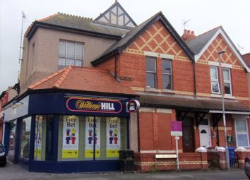 Thumbnail 2 bed flat for sale in Palace Avenue, Rhyl