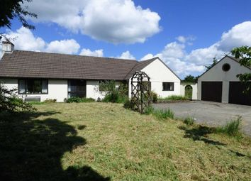 Thumbnail 4 bed detached bungalow for sale in Ashwater, Beaworthy