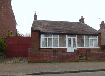 Thumbnail 1 bedroom detached bungalow for sale in Colomb Road, Gorleston, Great Yarmouth