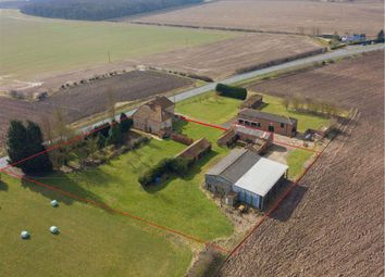 Thumbnail Detached house for sale in Bullington Hall Farm, Bullington