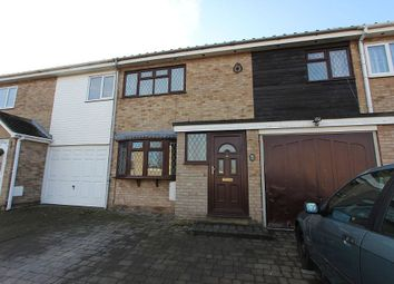 Thumbnail 3 bedroom terraced house for sale in Vermeer Crescent, Shoeburyness, Southend-On-Sea, Essex