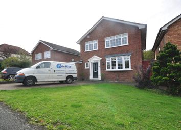 Thumbnail 4 bed detached house to rent in Brook Road, Brentwood